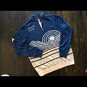 Other - EUC Dutch Bros. Sweater size xl